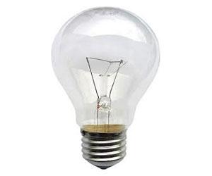 Изобретение лампочки