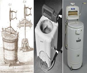 Бытовые изобретения, облегчившие жизнь женщинам: стиральная машина, кухонная плита и утюг