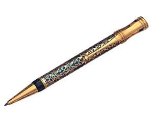 Изобретение шариковой ручки