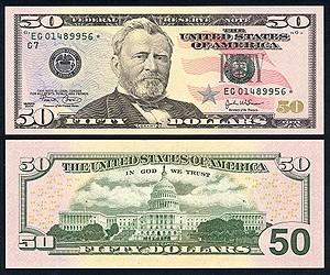 История банкноты