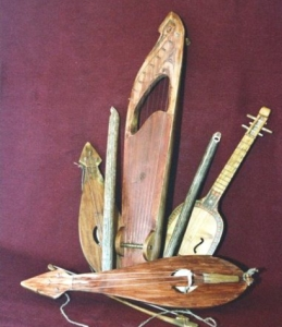 Струнно-щипковые инструменты