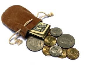 Изобретение денег