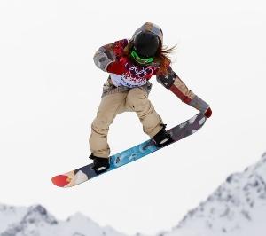 Первый сноуборд