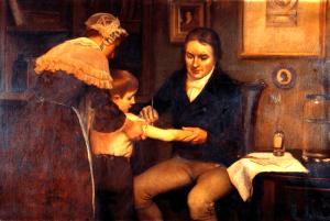 История вакцинации